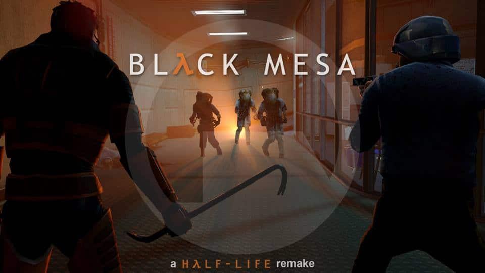 Black Mesa Half Life Remake